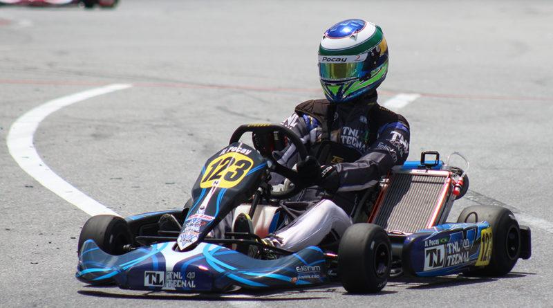 Kart: João Luís Pocay está pronto para disputar o título na Copa Brasil
