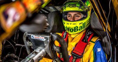 Stock Light: Após etapa de Londrina, João Rosate mantém vice liderança na Rookie