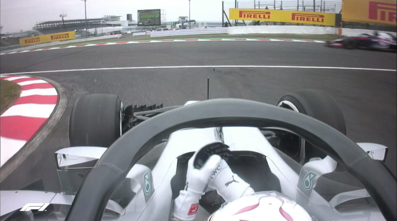 F1: Gasly recebe repreensão no Japão por incidente com Hamilton; Veja o vídeo