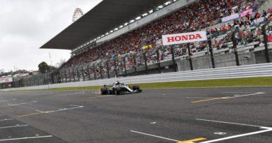 F1: Lewis Hamilton é o mais rápido no terceiro treino livre para GP do Japão