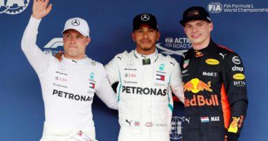 F1: Hamilton marca sua 80ª pole position; Vettel larga em 9º no GP do Japão