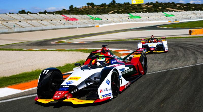 Fórmula-E: Di Grassi satisfeito com último teste antes da estreia