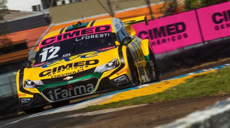 Stock Car: Em Londrina, Lucas Foresti passa novamente para o Q2
