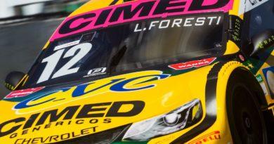 Stock Car: Lucas Foresti vai a Goiânia correr como se fosse em casa