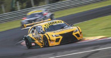 Sprint Race: Pilotos em máximo desempenho no segundo treino