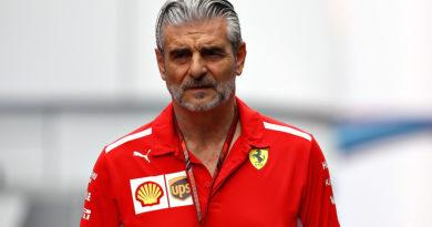 F1: Maurizio Arrivabene deve deixar a Ferrari, para ser novo CEO da Juventus