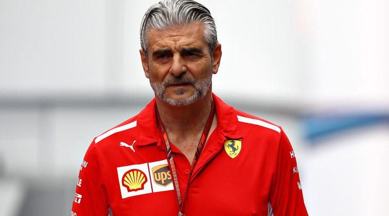 F1: Ferrari anuncia a saída de Arrivabene e novo chefe de equipe