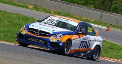 MB Challenge: Max Mohr conquista mais um pódio na Mercedes-Benz Challenge