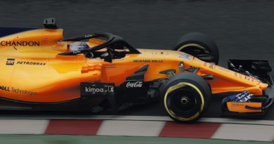 F1: Coca-Cola anuncia patrocínio à McLaren