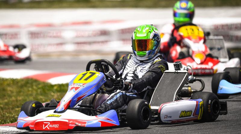 Kart: Nicolas Fabris fez bela Copa Brasil e conquistou mais um pódio em sua primeira temporada na Júnior