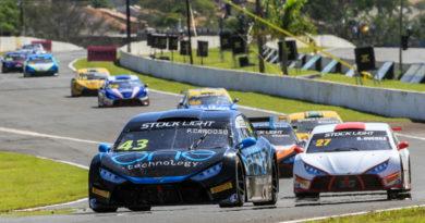 Stock Light: Pedro Cardoso fecha no top-5 a corrida 1 em Londrina e sobe para 4º no campeonato