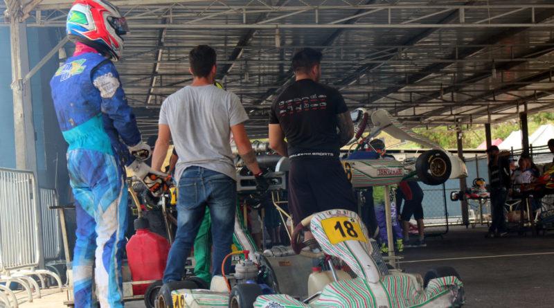 Pedro Lopes disputa a 20ª edição da Copa Brasil de Kart na categoria Graduados
