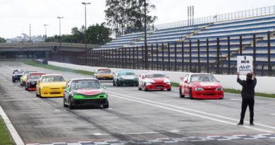 Metropolitano de Curitiba definiu os grids para a 6ª etapa no AIC