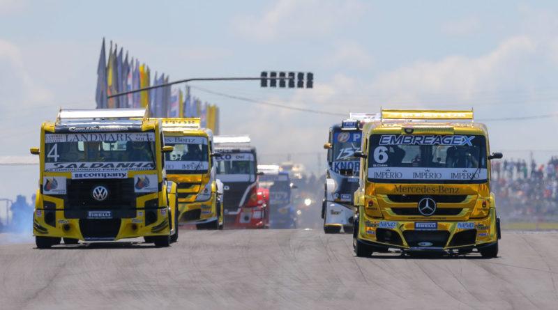 Copa Truck: Sete pilotos brigam pela Copa Sudeste