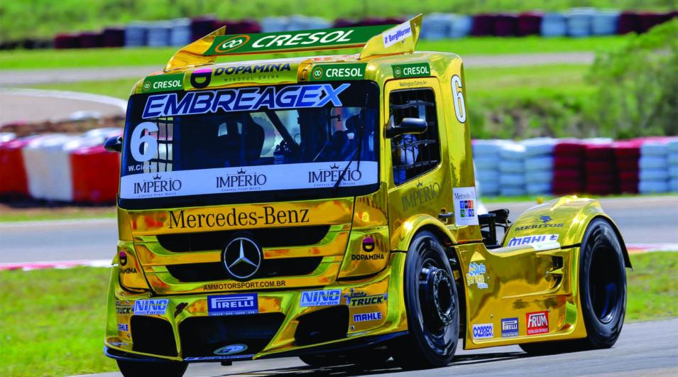 Copa Truck: Cirino promete trabalho de equipe para sair de Curvelo com mais pontos