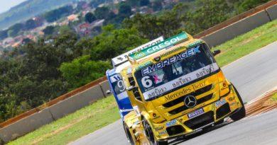 Copa Truck: Cirino é o mais rápido do dia em Curvelo
