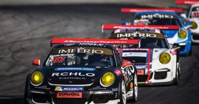Manter a liderança é a meta da RCHLO Racing na segunda etapa da Porsche GT3 Cup Endurance Series