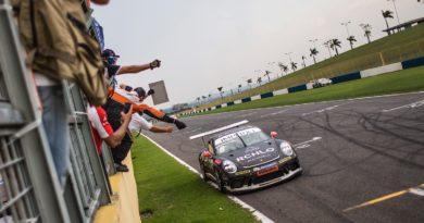 RCHLO Racing vence mais uma etapa da Porsche GT3 Cup Endurance Series em Goiânia