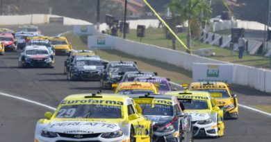 Stock Car: Londrina terá novo round do embate entre Serra e Fraga