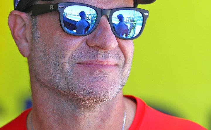 Rubens Barrichello pilotará um carro da Fórmula 1 nas ruas de Porto Alegre