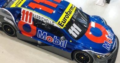 Stock Car: Rubens Barrichello chega a Londrina em novo estilo