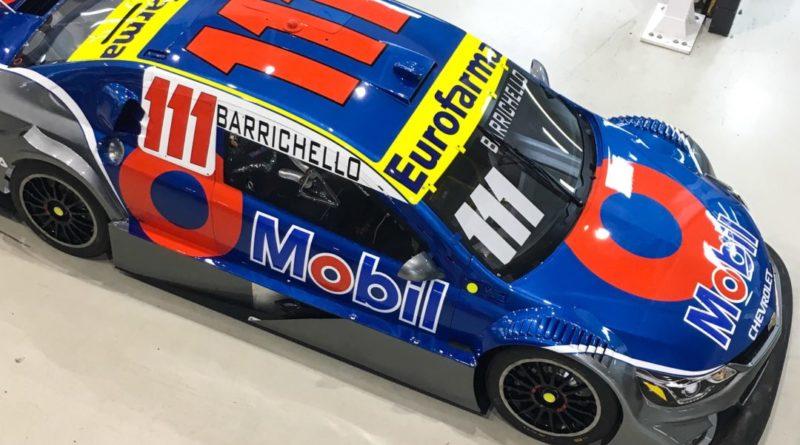 Stock Car: Rubens Barrichello é o mais rápido no Shake-Down em Goiânia