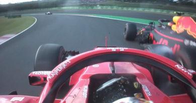 F1: Vettel culpa Verstappen por batida
