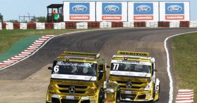 Copa Truck: Cirino dá as cartas no primeiro dia em Rivera