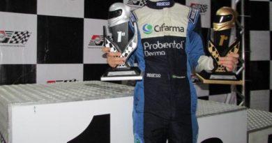 COPA ECPA da Formula Vee Brasil: Filho de Valdeno Brito é campeão em sua primeira temporada no automobilismo