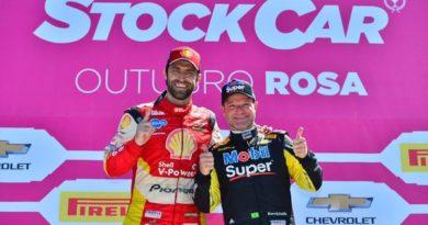 Stock Car: Barrichello conquista 33 pontos na tabela e segura terceira posição no campeonato
