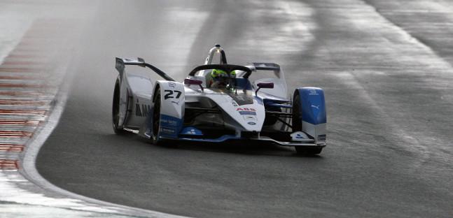 Fórmula-E: Alexander Sims é o mais rápido no último dia de testes