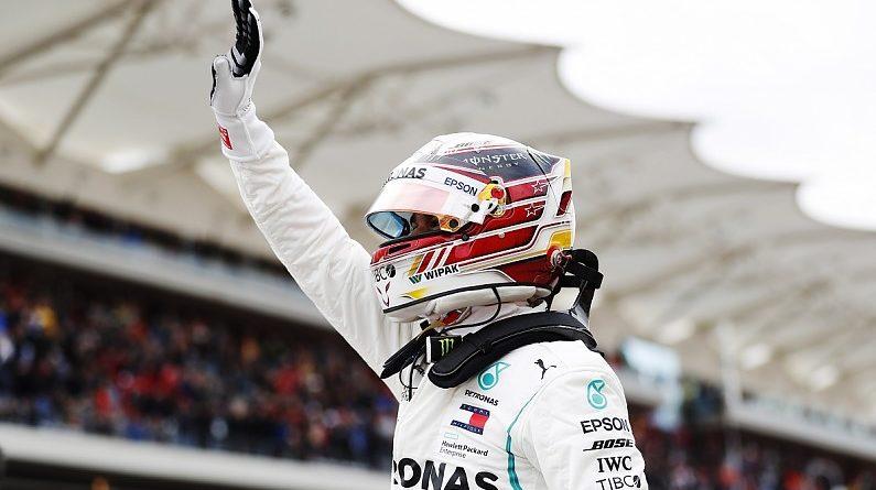 F1: Lewis Hamilton conquista a pole-position para GP dos EUA