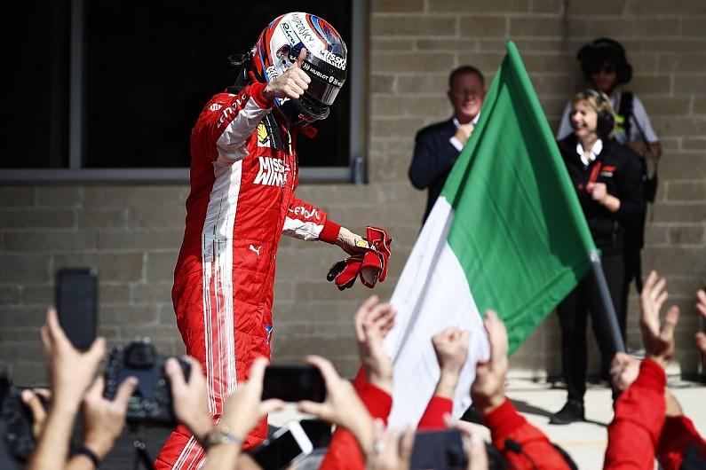 F1: Kimi Raikkonen vence GP dos EUA