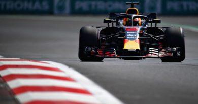 F1: Daniel Riccardo marca a pole-position para o GP do México