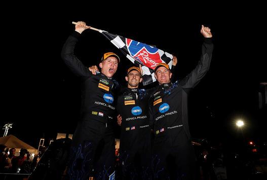 IMSA WeatherTech SportsCar Championship: Felipe Nasr/Eric Curran conquistam título de 2018