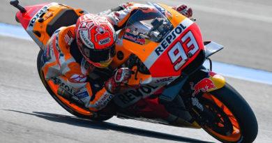 MotoGP: Marc Márquez vence GP da Tailândia