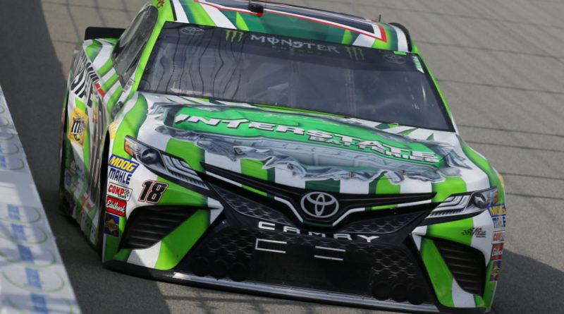 NASCAR Monster Energy Cup Series: Chuva cancela treino em Dover. Kyle Busch alinha na pole