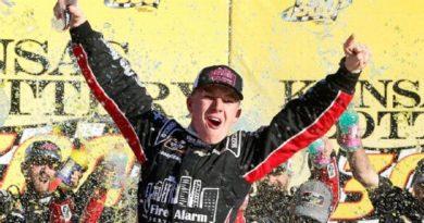 NASCAR XFINITY Series: John Hunter Nemecheck vence em Kansas