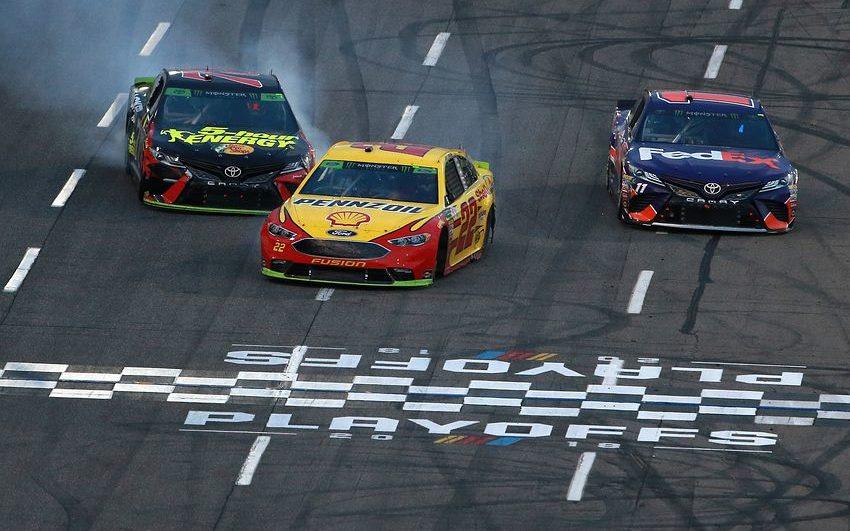 NASCAR Monster Energy Cup Series: Em final sensacional Joey Logano vence em Martisnville