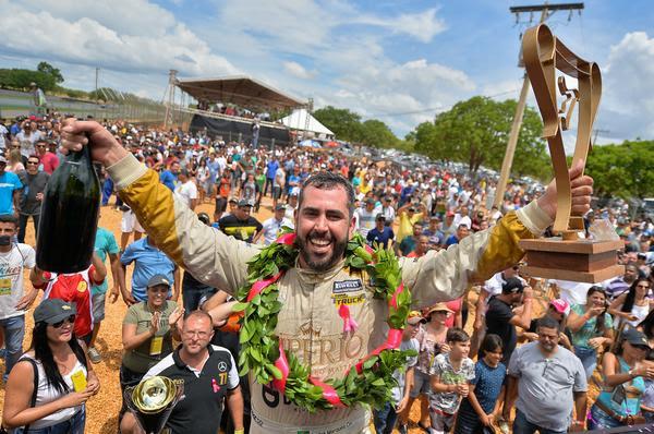 Copa Truck: André Marques é o campeão da Copa Sudeste