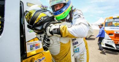 Copa Truck: Pole position em Rivera fica com Wellington Cirino
