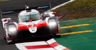 WEC: Trio da Toyota vence a Seis Horas de Fuji