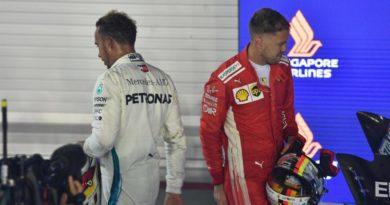 F1: Montezemolo diz que Ferrari seria campeã em 2018 com Hamilton