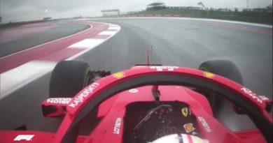 F1: Sebastian Vettel perderá 3 posições no grid do GP dos EUA