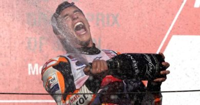 MotoGP: Marc Márquez vence em Motegi e conquista o pentacampeonato