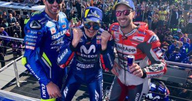 MotoGP: Maverick Viñales vence GP da Austrália