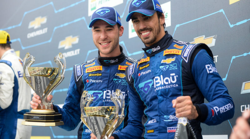 Stock Car: Blau Motorsport anuncia Kelvin Van Der Linde no lugar de Khodair em Londrina