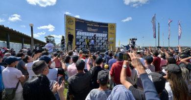 Copa Truck: Giaffone é campeão diante de 28 mil pessoas no Uruguai