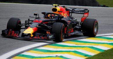 F1: Verstappen marca o melhor tempo no 1º Treino Livre para o GP do Brasil