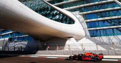 F1: Max Verstappen lidera dobradinha da Red Bull no 1º Treino Livre em Abu Dhabi